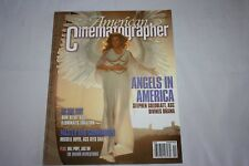 American Cinematographer Magazine November 2003 Angels In America Master Command