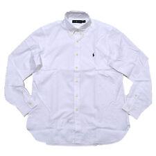 Ralph Lauren Mens Dress Shirt New Standard Fit Buttondown Prl New Nwt