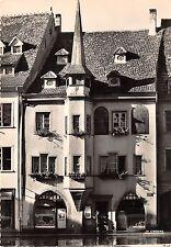 BR29027 Mulhouse vieille maison place de la reunion france