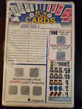 Pull Tabs Casino Tickets