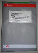 Werkstatthandbuch Audi 80 B4 Automatisches Getriebe 01N ab 1992