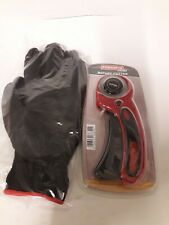 Powerfix rotary cutter with gloves