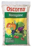 OSCORNA Hornspäne 2,5 kg org. Stickstoffdünger