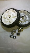 GENUINE TORO ULTIMATE  WHEEL KIT WITH METAL DRIVE GEAR REPLACES 115-4695