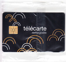 FRANCE TELECARTE / PHONECARD .. CC FT5 RECHARGEABLE DEMI CERCLES 12/11 NSB/NEUVE