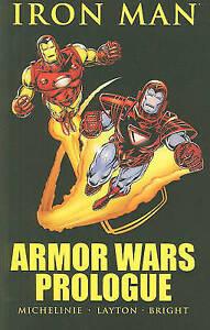 Iron Man: Armor Wars Prologue (Marvel Premiere Classic) (English) Paperback