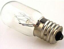"Sewing Machine Bulb 15 Watt 5/8"" Screw Base"