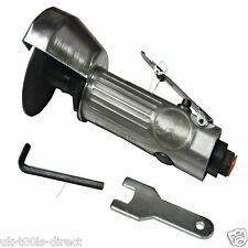"3"" Air Cut Off Tool Grinder Cutting Blade Compressor 1 x Free Disc"