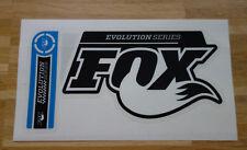 FOX Aufkleber, Sticker, Fahrrag, bike, mtb