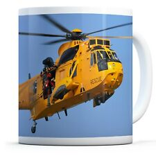 RAF Sea King Rescue - Drinks Mug Cup Kitchen Birthday Office Fun Gift #15733