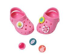 Zapf Creation 822067 Baby Born Clogs mit Pins