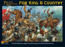 **BNIB** WARLORD GAMES PIKE AND SHOTTE FOR KING AND COUNTRY STARTER GAME