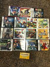 Lot of 15 Nintendo 3 DS Games