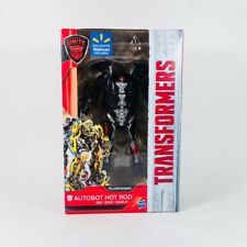 Transformers AUTOBOT HOT ROD Walmart Deluxe Hasbro Exclusive