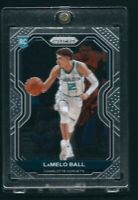 2020-21 Panini Prizm LaMELO BALL ROOKIE CARD #278 RC Hornets Basketball Card🔥