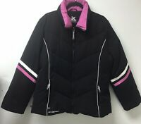ZeroXposur Ladies Quilted Down & Feathers Jacket Size XL Woman's Coat
