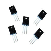 5PCS MOSFET 600V 8A Power N Channel TO-220F 8N60 N-CH