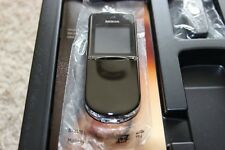 Nokia Sirocco 8800 - Queen Black (Unlocked) Mobile Phone