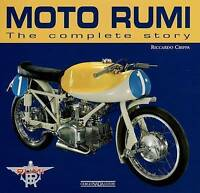 Moto Rumi: The Complete Story by Riccardo Crippa (Paperback) NEW Book