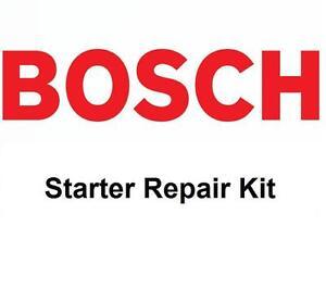BOSCH Starter Repair Kit fits CASE IH DAF IVECO MAN MERCEDES 9003337009