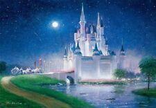 Tenyo Japan Jigsaw Puzzle DSG-500-472 Disney Cinderella Castle (500 Pieces)
