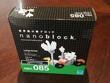 Nano block nbh 085 lunar rover lego compatible build set brand new