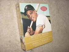 Willie Mays: The Life, The Legend- James S Hirsch- 8-CD