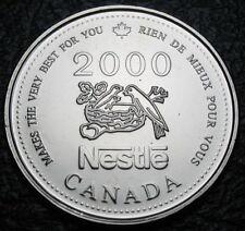 RCM - 2000 - Nestlé Canada - Souvenir Medallion - NBU