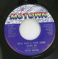 Hear! Northern Soul  45 David Ruffin - I'Ve Lost Everything I'Ve Ever Loved / We
