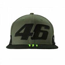 Valentino Rossi VR46 Moto GP Monster Camp Edition Flat Peak Gorra Oficial 2019