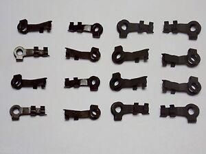 16 pcs Ford Lincoln Mercury Carburetor Linkage Clips Assortment
