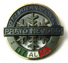 Spilla Test International Prato Nevoso Italia - I (Bertoni Milano)
