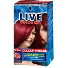 Schwarzkopf Live Color 43 Red Passion