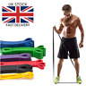 Strong Heavy Duty Resistance Bands Loop Pull Up Band Power Lifting Workout Gym