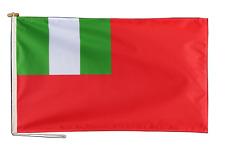 Nigeria Rouge Ensigne Drapeau 3'x2' (90cm x 60cm) Avec Corde Et Bouton - Last Un