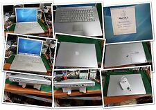 APPLE MAC POWER BOOK G4 - 15,2 POLLICI RAM 256MB -HD 80GB
