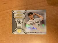 2019 Topps Series 1 - Tyler Anderson Legacy of Baseball 150th Stamped Auto /150