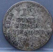 1764 Deutsches Reich 1/12 Thaler 1764 MUNSTER
