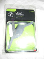 Littmann Stethoscope Id Identification Tag Gray With 3m Adhesives