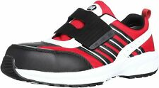 Japanese Midori Anzen JSAA Safety Guard Worker Sneakers Shoes SL605 Red