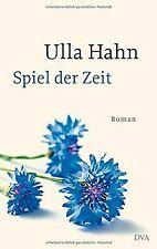 Spiel der Zeit: Roman von Hahn, Ulla | Buch | Zustand sehr gut