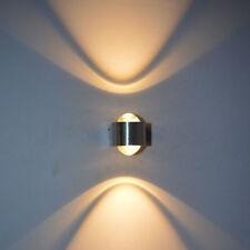 500LM 2W Up&Down Wandleuchte Wandleuchte Sconce Hotel Hallway Fixture Lighting