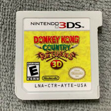 Donkey Kong Country Returns 3D for Nintendo 3DS Original USA [Game Cartridge]