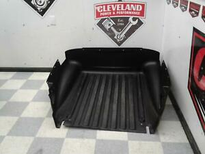 2004 Chevrolet SSR OEM Rear Trunk Cargo Bed Liner Plastic Black