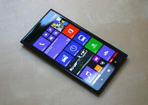 Nokia Lumia 1520 - 32GB - Black (Unlocked) Smartphone C grade condition VAT INC