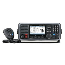 ICOM M605 Fixed Mount VHF Marine Boat Radio with AIS Color Display M605 21