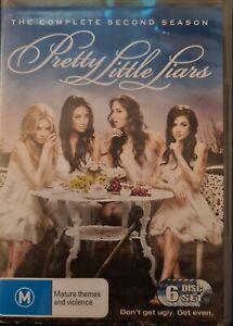 Pretty Little Liars : Season 2 DVD Region 4