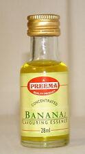Preema Banana Flavour 28ml ( 28ml x 12 x 1 )