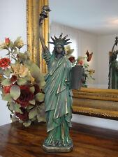 Statue Liberty Freiheitsstatue 39,5 cm New York Deko Figur Göttin Freiheit NEU
