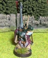 Painted Dark Angels Company Master Balthasar - Dark Vengeance Warhammer 40K